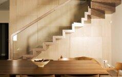 Namas, kuriame vyrauja skandinaviškas minimalizmas FOTO