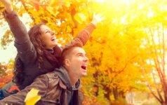 Astrologės Lolitos prognozė rugsėjo 25 d.: aktyvaus poilsio diena