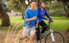 5 ligos, kurių galite išvengti, jei sportuosite