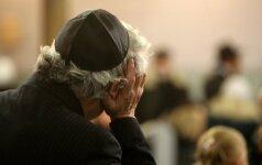 Šeduvoje pagerbtas Holokausto aukų atminimas