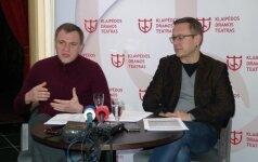 Tomas Juočys ir Gintaras Grajauskas