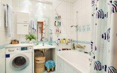 7 gudrybės, kurios padės vonią paversti švaros šventove