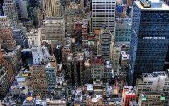 Oras Niujorke - švariausias per pastaruosius 50 metų