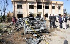 Daugiau nei šimtui šeimų Libijoje gresia mirti iš bado