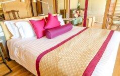 Kaip įrengti miegamąjį, kad jame būtų galima kokybiškai atsipalaiduoti ir vyrautų meilė