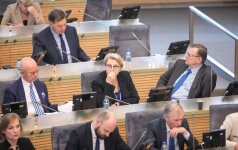 Kol partija sprendžia dėl koalicijos, Seimo socialdemokratai jau apsisprendė