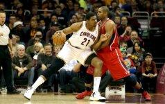 """Taikosi į NBA čempionų žiedus: """"Pacers"""" klubą papildė A. Bynumas"""
