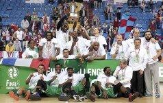 """FIBA Europe """"Iššūkio taurės"""" turnyro finale - Nantero JSF ekipos triumfas"""