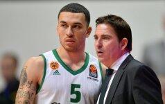 """Gilėja """"Panathinaikos"""" autobuso skandalas – komandą gali palikti treneris"""