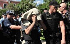 Turkijoje dėl nesėkmingo perversmo atleisti 87 žvalgybos agentūros darbuotojai