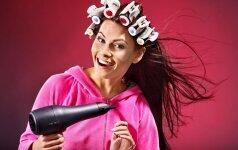 Ar nepamirštate vienos plaukų džiovintuvo funkcijos?