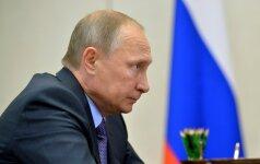 V. Putinui panorėjus: grėsmingi caro planai pasauliui