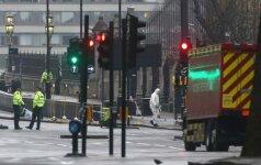 Teroras Londone: drastiškai išaugo sužeistųjų skaičius, policija rengia reidą Birmingame