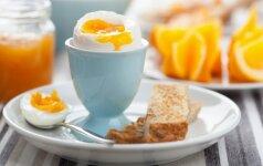 6 priežastys, kodėl kiaušinius geriau valgyti vakare nei ryte