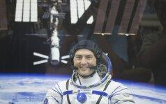 Astronautas Kjellas Lindgrenas
