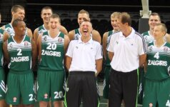 G. Krapikas apie FIBA draudimą: situacija – nestandartinė, tačiau nesiruošiame skųstis
