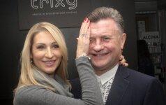 Naujos Antano Boso šukuosenos stebuklai: milijonierius atjaunėjo dešimčia metų