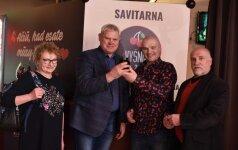 R. Vyšniausko kavinės-naktinio klubo Vyšnia 2 atidarymas