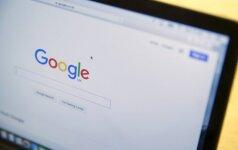 """Skubėkite pasinaudoti """"Google"""" dovana: ją gauna kiekvienas vartotojas"""