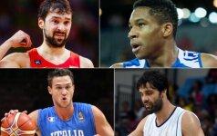 Žvaigždžių gretos byra: Europos čempionatas – be būrio elitinių žaidėjų