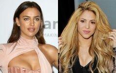5 seksualiausios futbolininkų mylimosios, nuo supermodelių iki dainininkių FOTO
