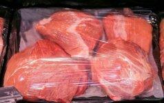 ES kreipėsi į Braziliją dėl mėsos importo