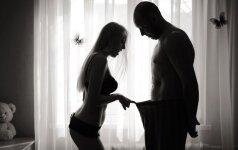 Atskleistas tobulo PENIO ILGIS: tai, ko nori moterys, jus priblokš
