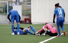 LFF taurės pusfinalis. Kauno FK Stumbras - Vilniaus Žalgiris