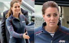 Kate Middleton išgirdo baisius kaltinimus