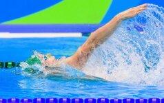 Lietuvos plaukikai laimėjo tris Rumunijos čempionato aukso medalius