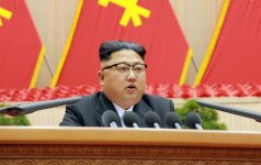 Pietų Korėja: dėl lyderio Kim Jong Uno brolio nužudymo kaltas Šiaurės Korėjos režimas