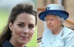 Tikrosios priežastys, kodėl karalienė slapta nekenčia Kates Middleton FOTO