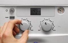 Šildymo sistemos: nuo pigiausių iki lengviausiai prižiūrimų