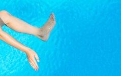 Dviejų baseinų Vilniuje statybų konkursus tikimasi paskelbti gruodį