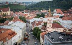 Vilnius įtrauktas į UNESCO romantiškiausių Europos miestų maršrutą