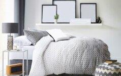 Taisyklės, kurios kardinaliai pakeis jūsų miegamojo zoną