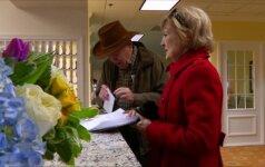 Meilei ir santuokai amžius nesvarbus – antrąją pusę sutiko senelių namuose