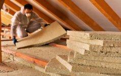 Šiltiname stogą: kaip išvengti didžiausių klaidų