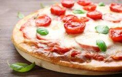 Teismas leido italui mokėti alimentus picomis
