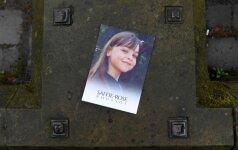 Saffie Roussos laidotuvės