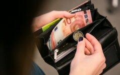Šiaulietė, iš kavalieriaus piniginės pavogusi 500 eurų, sužlugdė užsimezgusią draugystę