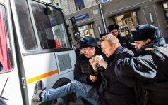 Detention of Navalny