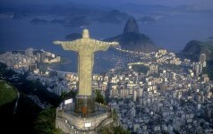 """Braziliją įsimylėjusi Lucinda Riley parašė romaną """"Septynios seserys. Majos istorija"""""""