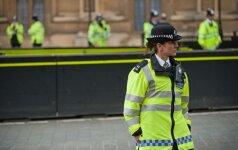 Britanijoje dėl seksualinio išpuolio ieškomas vienuolikmetis