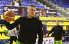 NKL klubai stiprinasi: T.Šležas rungtyniaus Joniškyje, M.Janišius - Molėtuose
