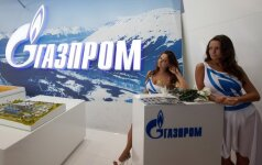 """""""Gazprom"""" išeina ir iš Estijos"""