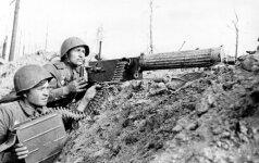 Sovietų karių algos: kiek per Antrąjį pasaulinį karą mokėjo už numuštą lėktuvą ir sunaikintą tanką?