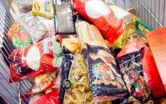 """Iš """"Maisto banko"""" socialinė darbuotoja pradangino produktų už tūkstančius eurų"""