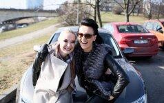 Natalija Bunkė ir Katažina Zvonkuvienė