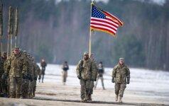 Rusija perspėja Norvegiją, kad dėl JAV karių dislokavimo pablogės santykiai